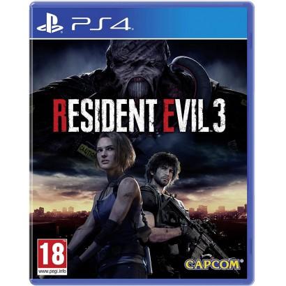 JV PS4 RESIDENT EVIL 3