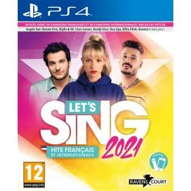 LET S SING 2021 P4 VF