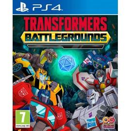 JV PS4 TRANSFORMERS BATTLE