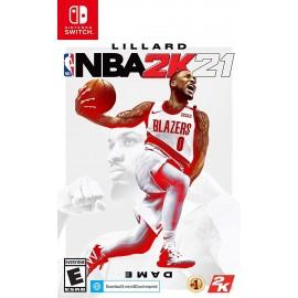 J SWITCH NBA 2K21 STANDARD
