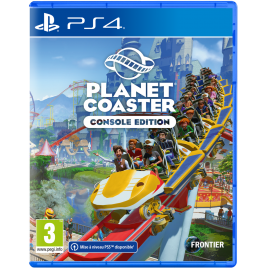 JV PS4 PLANET COASTER