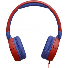 JBL JR310 WIRED RED