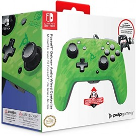 MANETTE SW PDP CAMO GREEN