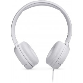JBL T500 WIRED WHITE
