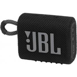 ENCEINTE JBL GO 3 BK OR
