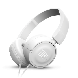 JBL T450 WIRED WHITE