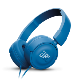 JBL T450 WIRED BLUE