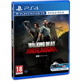 THE WALKING DEAD ONSLAUGHT PS4