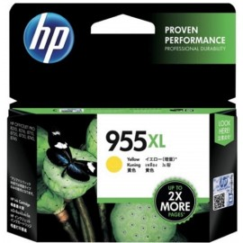 CART HP N 955XL JAUNE