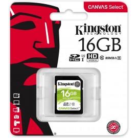 CARTE MEM SDS 16GB SD XL 16G