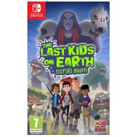 JV THE LAST KIDS ON EARTH SWI
